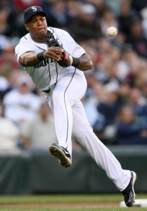 Third baseman Adrian Beltre plays excellent defense, a Sox focus in 2010.