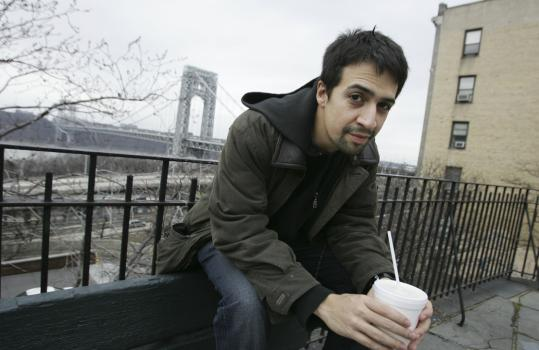 "Lin-Manuel Miranda is the creator of the Tony Award-winning musical ""In the Heights.''"