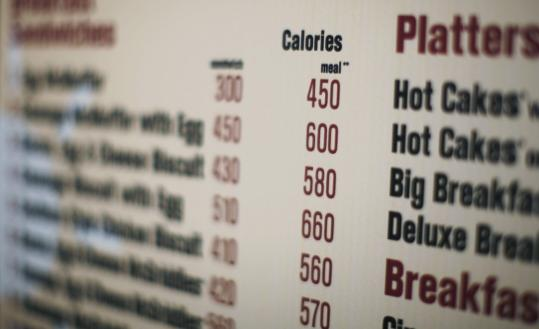 The Food and Drug Administration allows a 20 percent margin of error for calorie counts supplied with restaurant food. Variations in how food is prepared can skew such counts.