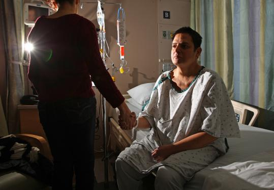 Marcelo Alves, an illegal immigrant, and his wife hope Mass. General doctors help him get a heart transplant.