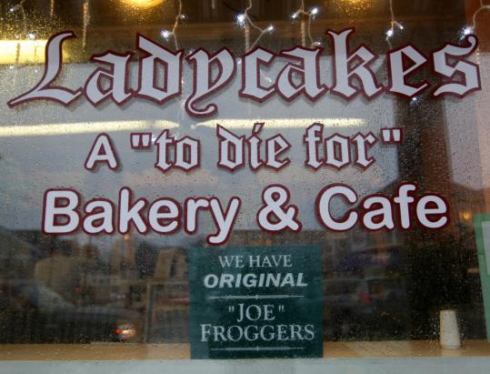 Joe Froggers are available at Ladycakes Bakery in Marblehead. The ...
