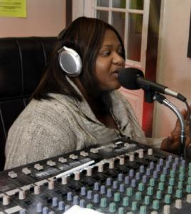 """The radio for me is my therapy. It's the waiting that is driving us crazy,'' said Linda Chery, a deejay on Haitian radio station in Mattapan."