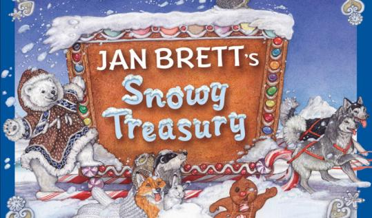 This book includes four of Jan Brett&#8217;s most popular wintry tales.