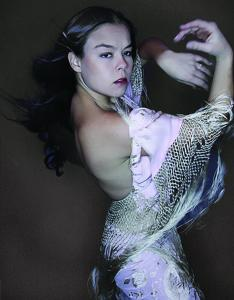 Rocio Molina first danced flamenco at 3 and at 25 is renowned as both dancer and choreographer. Since her first appearance in Boston in 2002, she has formed her own company.