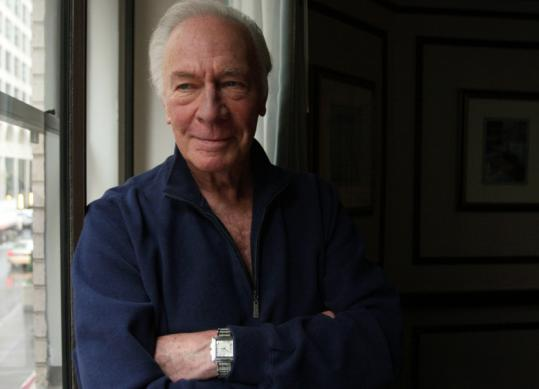 "Christopher Plummer, who stars as Leo Tolstoy in ""The Last Station'': ""The roles are getting richer and more interesting as I grow older.''"