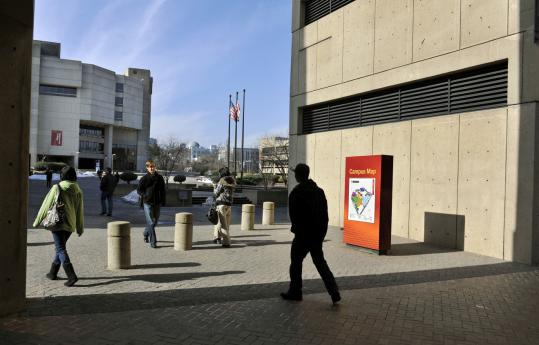 The University of the District of Columbia?s law school aims to offer low-cost law degrees. to underserved populations.