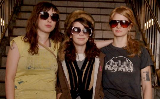 THOSE DARLINS They have dubbed their trek the ??Excuse to Have Fun Tour,?? and we have no doubt that this Tennessee trio will colorize a dreary gray winter with their irresistible blend of country, pop, punk, and sugar. Feb. 4. $10. T.T. the Bear?s Place. 866-468-7619. www.ticketweb.com
