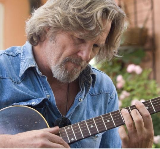 "Jeff Bridges was nominated for an Oscar for ""Crazy Heart.''"