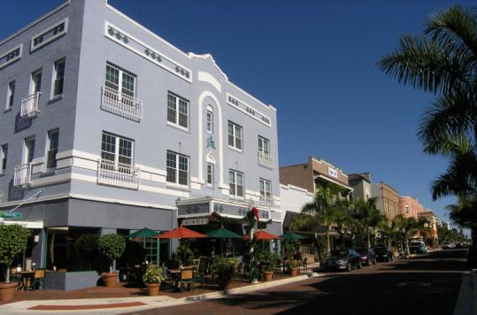 In the past year, 15 businesses have sprouted up in the river district of Fort Myers, which includes First Street.