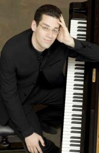 Pianist Jonathan Biss.