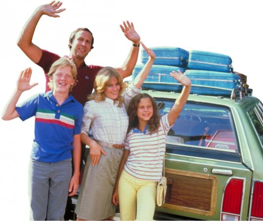 Are you and your family hitting the road during the upcoming school vacation? Prepare better than Clark Griswold and his clan did in ??National Lampoon?s Vacation.''