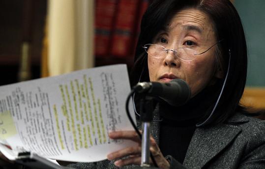 Dr. Kayoko Kifuji testified under a grant of immunity during Carolyn Riley's murder trial.