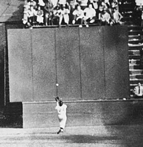 James Hirsch devotes a entire chapter to this famous catch by Willie Mays in the 1954 World Series.