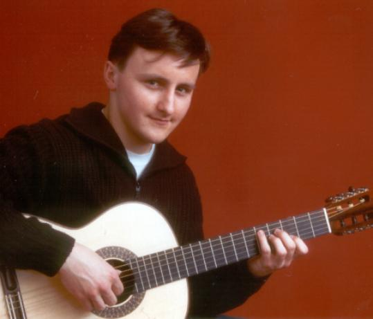 A March concert will include a performance by guitar soloist Robert Belinic.