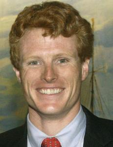 Joseph P. Kennedy III (pictured) is seen by insiders as the most likely in the family to enter electoral politics. Other possibilities include Victoria Reggie Kennedy and Edward Kennedy Jr.