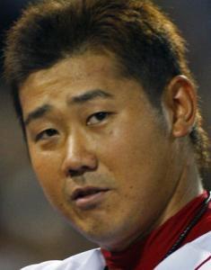 DAISUKE MATSUZAKA Appears in better shape