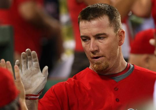 When it comes to on-base percentage - which Theo Epstein and the Sox value greatly - you have to hand it to J.D. Drew.