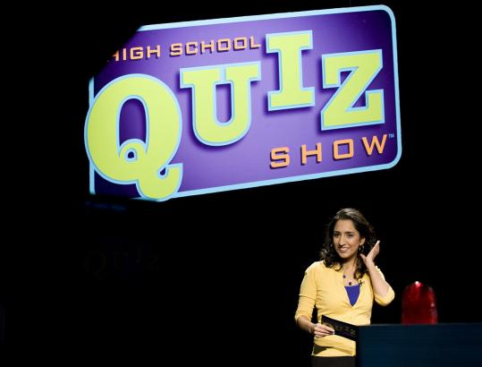 Dhaya Lakshminarayanan (above), a business consultant and stand-up comedian who happens to have two degrees from MIT.