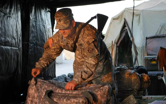 For Sergeant First Class Jason Jacot, the work he does to restore power to Haiti has a permanence unlike that in Iraq.