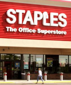 Staples seeks to capture a larger share of the information technology market.