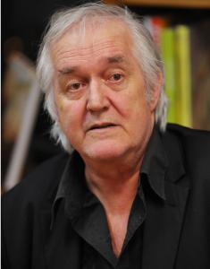 Henning Mankell was in Washington, D.C., this month to promote his novel.