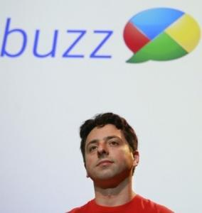 Google is taking on Facebook. Above, Google's Sergey Brin.