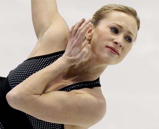 Canadian Joannie Rochette will be skating for a medal just days after her mother, Therese, died from a heart attack.