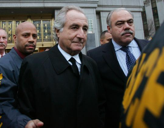 The multibillion-dollar Ponzi scheme of Bernard Madoff (pictured) was uncovered in 2000 by independent fraud investigator Harry Markopolos.