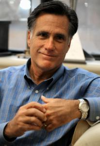 'I don't pretend this is going to be a bestseller.' -- Mitt Romney