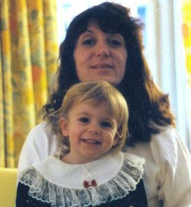 Donna Ames, shown with her daughter Shanna, died in July at the age of 49.