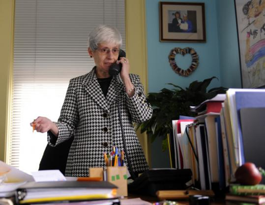 Superintendent Frances Gallo recommended firing the teachers at Central Falls High School