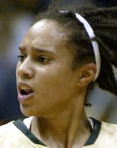 BRITTNEY GRINER Punch broke player's nose