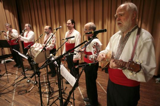 Zornitsa, a Bulgarian music group, will be among the performers at the 25th Balkan Music Night in Concord.