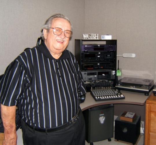 Ray Smith talked about jazz for nearly 52 years, first on the former WKOX in Framingham, and since 1972 on WGBH.