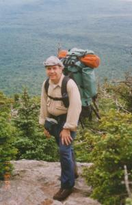 Robert A. Weker joined the Appalachian Mountain Club in the 1980s and led hikes and gave lectures for the organization.