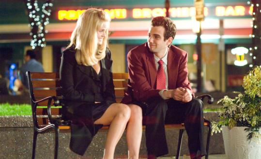 Kirk (Jay Baruchel) plays a nerdy TSA agent who attracts the interest of the beautiful Molly (Alice Eve).