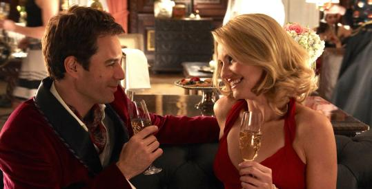 "In ""Who Is Clark Rockefeller?'' Eric McCormack plays the title character and Sherry Stringfield his wife, who first met in New York in 1993."
