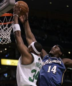 Whether it&#8217;s a dunk or a jumper, Paul Pierce says it isn&#8217;t about how many shots he gets &#8212; it&#8217;s simply about getting wins.
