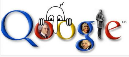 Quincy's bid includes a remodeled Google logo, with a Q replacing the G.