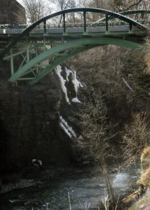 In the past month, two Cornell students fell to their deaths from the Thurston Avenue Bridge, which crosses Fall Creek.