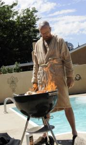"Bryan Cranston stars as Walt White, a nice-guy-gone-wrong, in the AMC drama ""Breaking Bad.''"