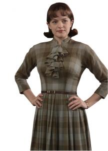 "Peggy Olson embodies one of the themes of ""Mad Men,'' the struggle of women to be taken seriously."