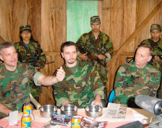 The capture of three American contractors by the FARC touched off an extraordinary series of events.