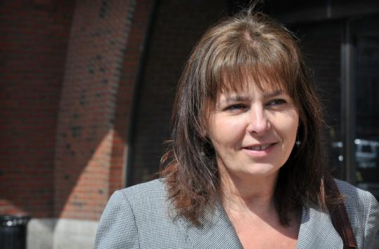 Lorraine Henderson had been suspended from her job as Boston area port director for Customs and Border Protection.