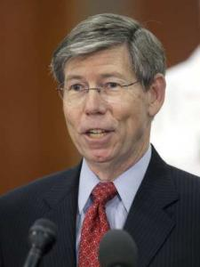 Attorney General Bill McCollum of Florida is taking the lead in the health bill suit.