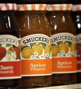 Smucker, which makes its namesake jams, also owns the Folgers Coffee brand.