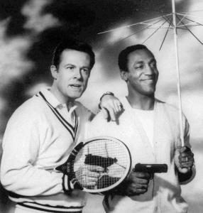 "Robert Culp and Bill Cosby broke new ground with ""I Spy.''"