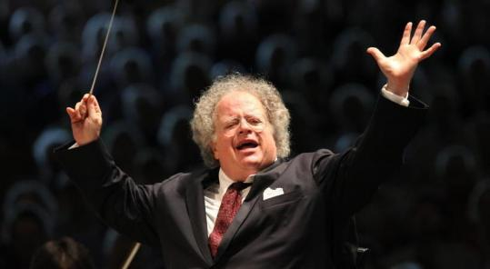 Music director James Levine, who had a prolonged medical leave last fall, will miss his remaining three weeks of the BSO season.