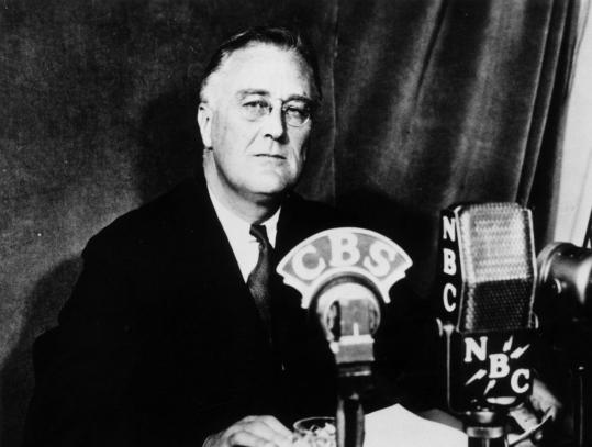 President Roosevelt proposed one justice be added to the court for every justice reaching age 70 who refused to retire.