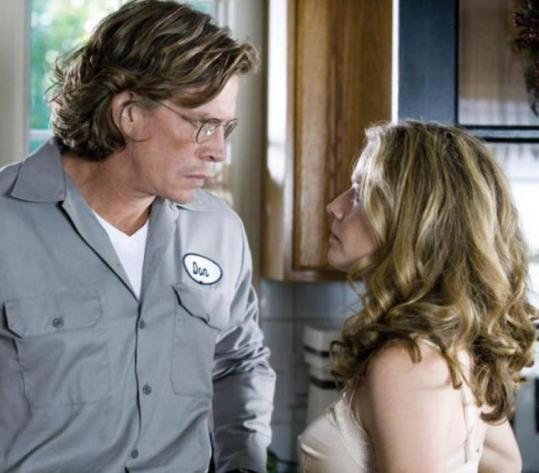"Thomas Haden Church and Elisabeth Shue play reunited high school sweethearts in ""Don McKay.''"